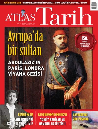 atlas tarih dergisi