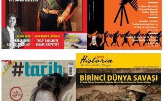 en iyi tarih dergileri