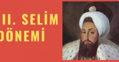 3. Selim Dönemi